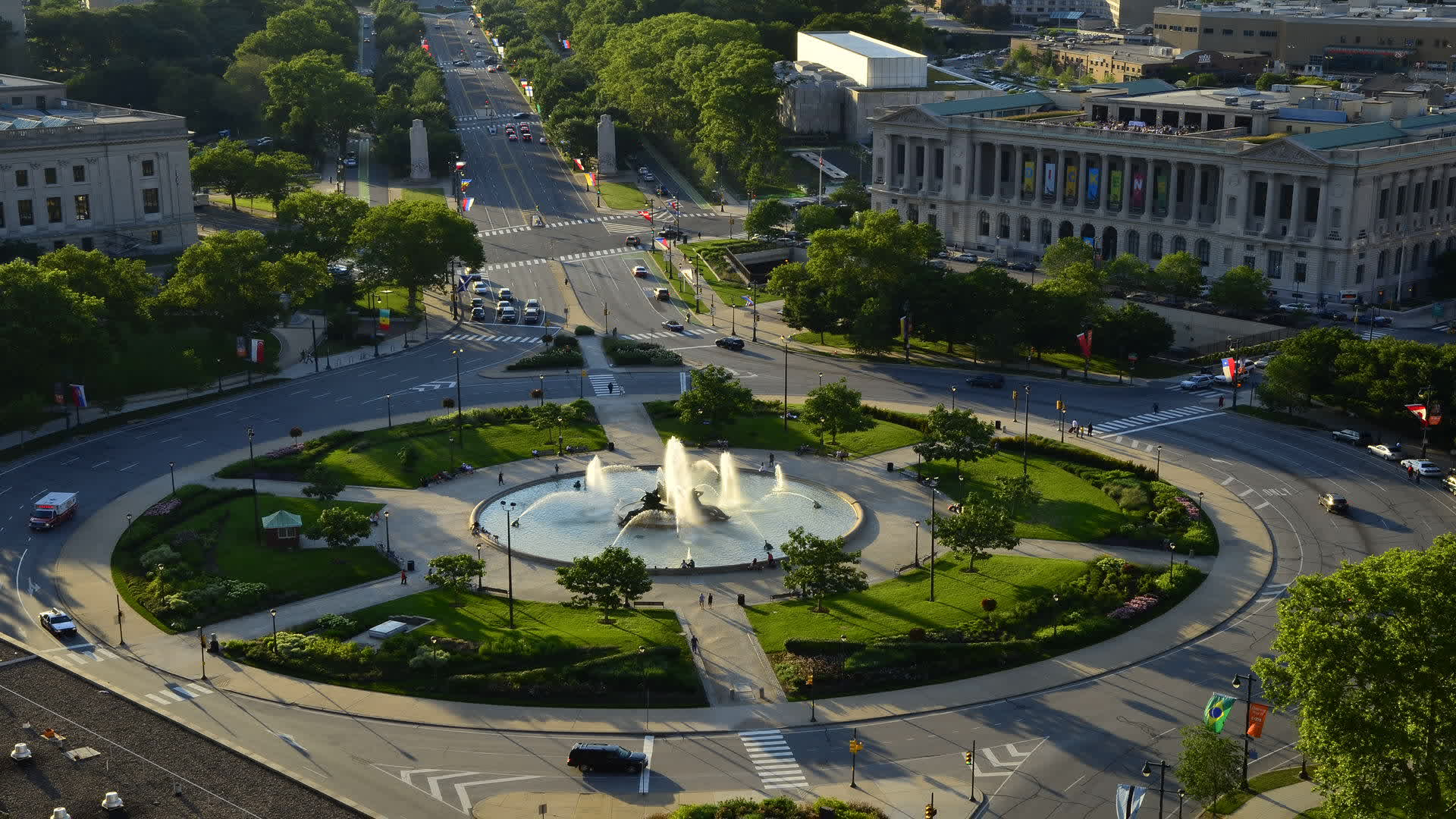 chicago museum map with You Call It Is The Ben Franklin Parkway One Big Mistake on Spotlight Carlo Scarpa in addition 26899413395 additionally 8052264959 in addition Filipino Basketball Association Of likewise Depaul Center.